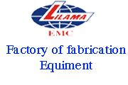 Factory of fabrication equiment